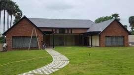 Farm house with 1acre land