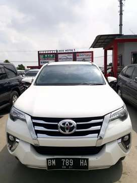 Fortuner 2016 VRZ solar matic