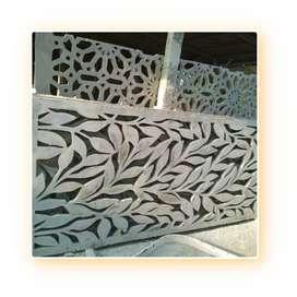 Butuh Pembuatan Relief Rumah & Taman / Wall Relief / Relif Dinding dan