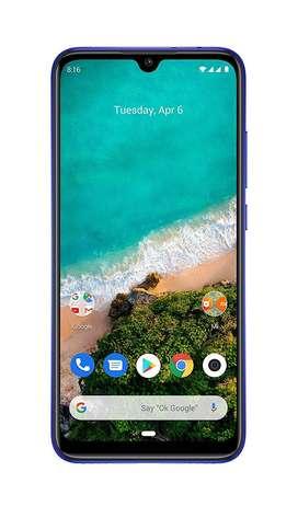 Xiaomi Mi A3 (More Than White, 6GB RAM, 128GB Storage) 1 year warranty