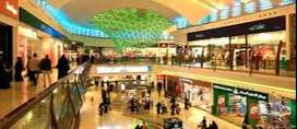 Joining in Shopping mall for male and female candidates