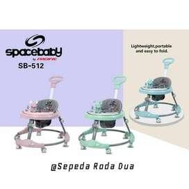 BABY WALKER SPACE BABY SB-512 STIR
