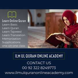 Quran Teacher - Learn Online Quran Classes - online Quran Academy