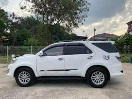 Toyota Fortuner g TRD VNT AT 2013