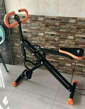 Promo Sale Alat Olah Raga Power Rider Squat Monitor