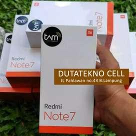 Redmi Note 7 4/64 TAM (bonus TG+softcase) Xiaomi