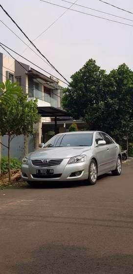 Dijual Mobil Camry tipe v 2.4 bensin th 2007