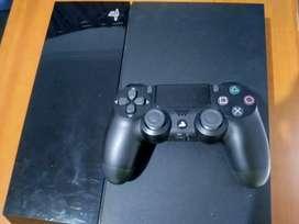 PS 4 lengkap jarang dipake