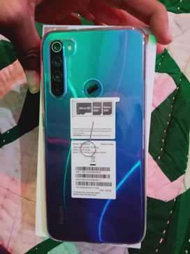 Redmi note 8 4 GB RAM 64 GB memory