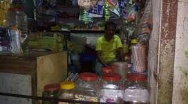 Running kirana shop for sale