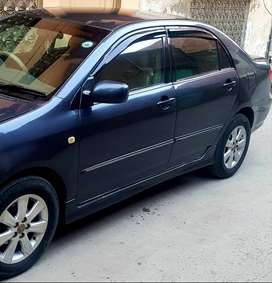 Corolla neat and clean fit 2d saloon lover
