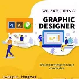 GRAPHICS designer and Video Editer