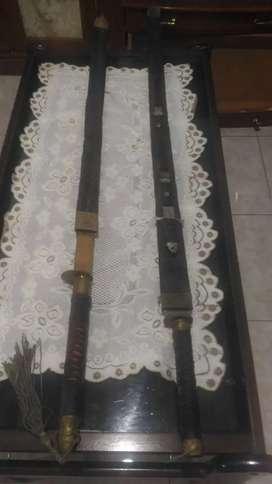 Pedang Katana (Samurai) Antik Warisan