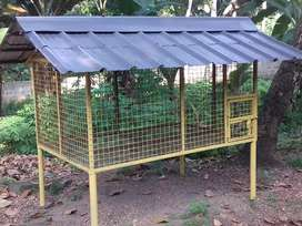 Hen cage for sale 7000