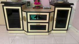 Pure Saag wood TV Unit / TV cabinet