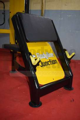 Commercial and heavy duty gym equipment manufacturer