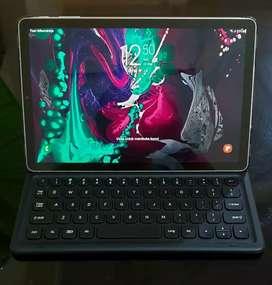 SAMSUNG GALAXY TAB S4 10.5 in + keyboard ori kotak+isi, milik pribadi