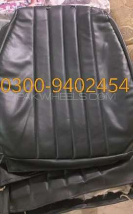 Suzuki BALENO models & variants - Seat Covers in quality BLACK Leather