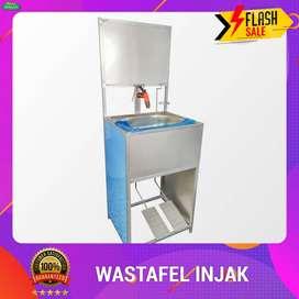 Wastafel Portable Injak Cuci Tangan