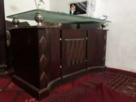 Good condition table available