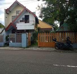 (DL) Tanah+rumah tinggal Jalan bausasran Danurejan Yogyakarta