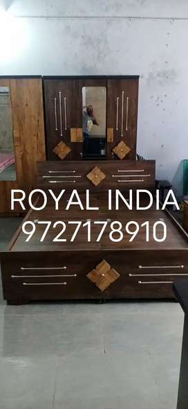 New brand bedroom set ROYAL