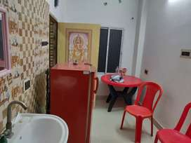 1Bhk fully furnished flat available for rent in Tollygunge