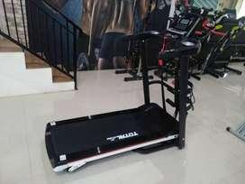 TREADMILL ELEKTRIK TL-607 1,5 HP treadmill dengan watt rendah