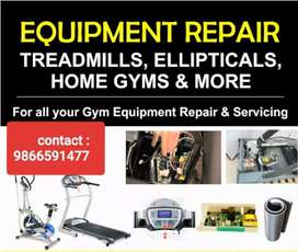 ALL KINDS N BRANDS OF FITNESS EQUIPMENT REPAIRS N SERVICES N SALES DON