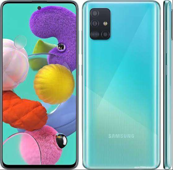 Samsung A51 on easy installments in Lahore 0