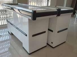 Export Quality Checkout Counter Cash and Carry, Super Store, Mart rack