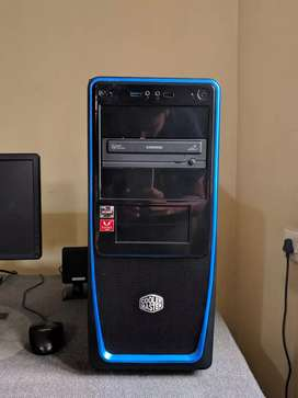 RYZEN 5 2400G custom built gaming and editing PC perfect condition