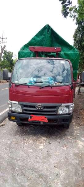 Truck Dyna 130HT Drop Side Jual Cepat