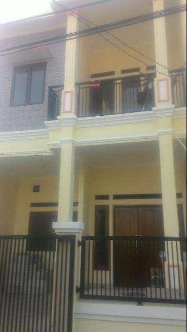rumah baru 2 lantai tipe 90 160 disain mewahpondok bambu jakarta timur