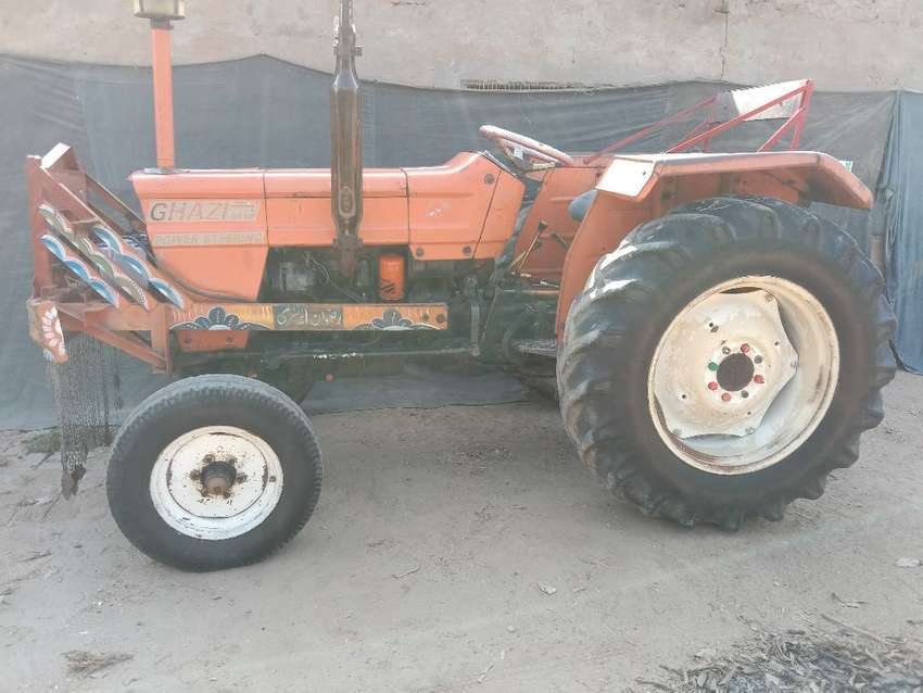 2002 modl ghazi power 65 0