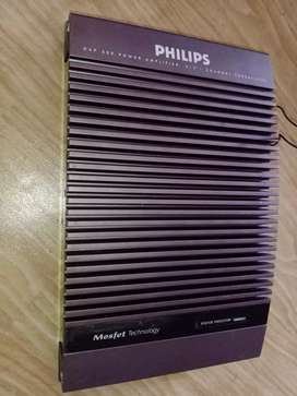 Power Philips DAP 350 Amplifier Vintage