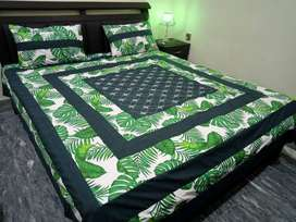 Patch Work Bed Sheet at Bed Prices