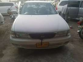 Nissan sunny urgent sale only serious byuer only call plz