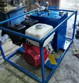 Portabel Hydraulic Power Pack Engine 13 hp .Hidrolik. Hidrolis