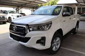 hilux revo on easy installments