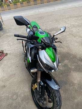 Z1000 with best condition and super exhaust