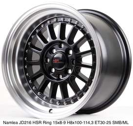 NAMLEA JD216 HSR R15X8/9 H8X100-114,3 ET30/25 SMBML