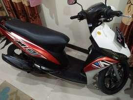 Mio J 2013 plat A Rangkas