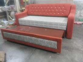 Brand new sofa cum bed at very low price call