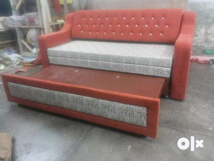 Brand new sofa cum bed at very low price call 0