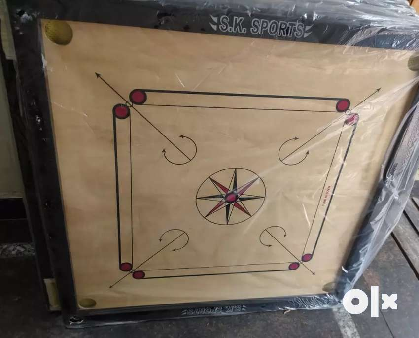 Wooden carrom board 32*32 available