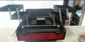 Beauty case merk evelin uk 30x19x25cm