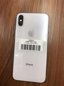 I phone x 256gb white