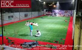 Artificial grass or Astro Turf sports use