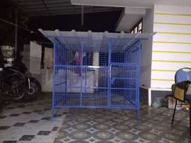 Cages for dogs cats  birds